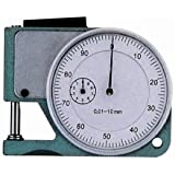 """Anytime Tools 1/2"""" POCKET THICKNESS GAUGE MICROMETER Accuracy 0.001"""""""