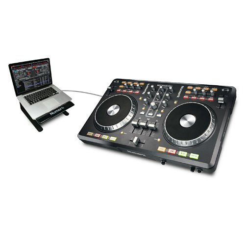 Numark MIXTRACK PRO DJ SOFTWARE CONTROLLER WITH AUDIO I/O