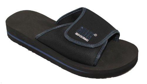 mens-waterproof-flip-flip-shower-sports-sandals-size-6-to-12-uk-holiday-gym-etc-9-uk-mens-navy-black