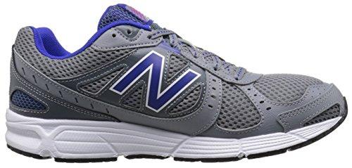 new balance womens we495 running shoe greyblue 5 b us