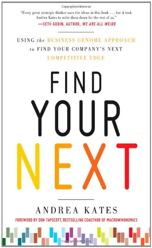 Find Your Next: Using the Business Genome Approach to Find Your Company&#039;s Next Competitive Edge