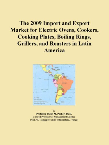 The 2009 Import And Export Market For Electric Ovens, Cookers, Cooking Plates, Boiling Rings, Grillers, And Roasters In Latin America front-302869