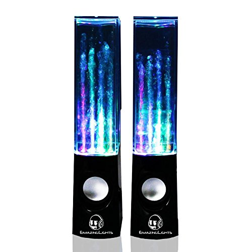 Emazing Lights Dancing Water Speakers