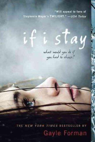 Buchseite und Rezensionen zu '[(If I Stay )] [Author: Gayle Forman] [May-2010]' von Gayle Forman