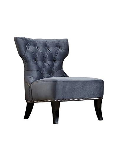 Monica Pedersen Channing Side Chair, Midnight Blue