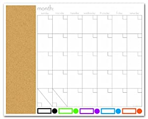Color coded calendar kindle search results new for Color coded calendar template
