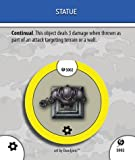 HeroClix: Statue # S02 (Common) - Sinister