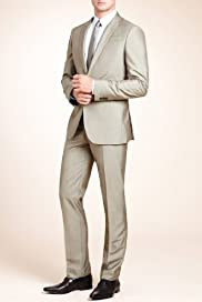 Limited Collection Super Slim Fit 1 Button Suit [T15-1181-S/T15-1182-S ]