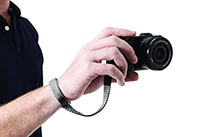 Pacsafe 15252103 Carrysafe 25 Kamera Handschlaufe in grau
