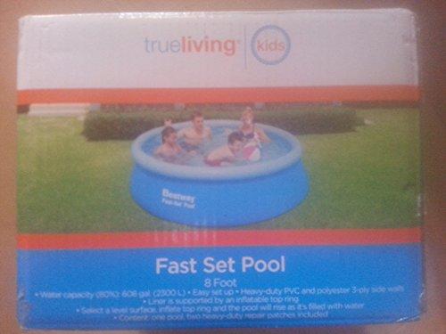 8 Foot Fast Set Pool