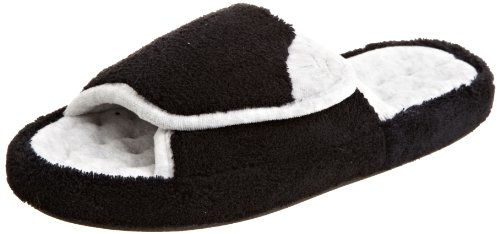 Cheap Isotoner Women's Microterry Spa Slide (B006OY37WO)