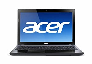 Acer Aspire V3-571G-6641 15.6-Inch Laptop (Midnight Black)