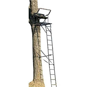 Big Game Partner Pro Ladder Stand (18-Feet) by BIG GAME