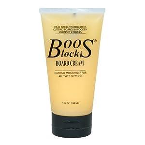 John Boos 5 Ounce Block Board Cream with Beeswax (1)