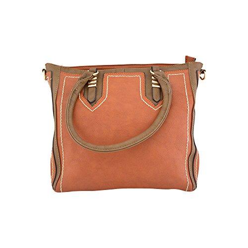 Khoobsurati Khoobsurati Handbag (Orange) (C030414HB0065)