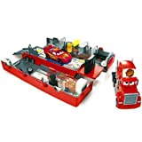 Cars Mack Truck Playset ~ Mattel