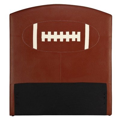 Cheap All Star Football Twin Upholstered Kids Headboard (B0078G464U)