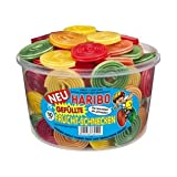 Haribo Gefllte Frucht Schnecken, 1er Pack (1 x 1.2 kg Dose)von &#34;Haribo&#34;