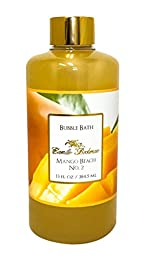 Camille Beckman Bubble Bath 13 oz, Mango Beach No. 2 Scent