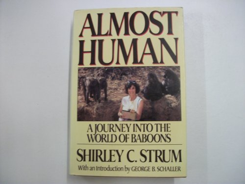 Almost Human a Journey Into the World Of (Elmtree Africana)