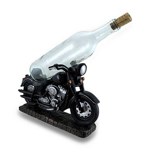 black hog moto g woodware support bouteille de vin. Black Bedroom Furniture Sets. Home Design Ideas