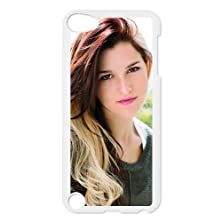 buy Country Music Singer Cassadee Pope Design Snap-On Hard Plastic Protective Durable Back Case Cover Shell For Ipod Touch 5Th-4