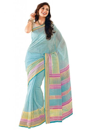 Patel Saree Cotton Saree SEJAL5617