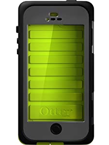 OtterBox Armor Series Case for iPhone 5 - AT&T Packaging - Neon