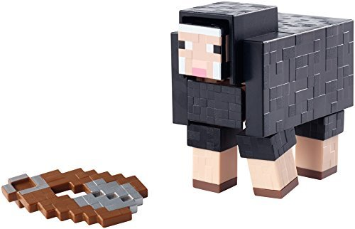 Minecraft Sheared Sheep 5 Figure by Mattel