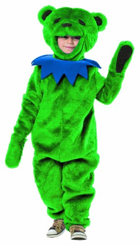 Rasta Imposta Baby and Toddler Grateful Dead Dancing Bear Costume