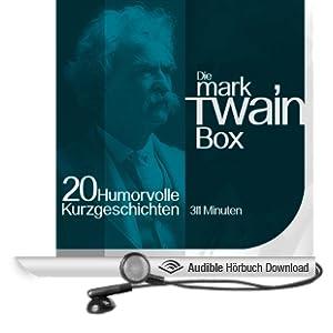 Die Mark Twain Box. 20 humorvolle Kurzgeschichten