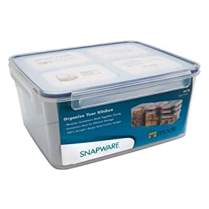 Snapware Rectangle 18.5 Cup at Amazon.com
