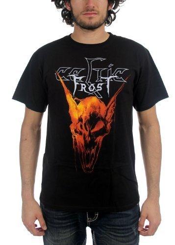 Celtic Frost - Into The Pandemonium Adulto T-Shirt, Medium, Nero