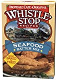 Whistle-Stop Recipes Seafood Batter Mix- 9 Oz Box