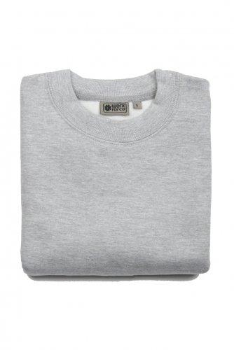 Mens Workforce Megaweight Sweatshirt In Grey - XX-Large - Grey