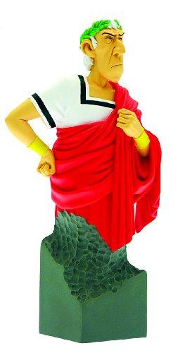 Attakus Asterix: Julius Caesar (Red Toga Version) Mini-Bust
