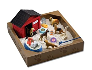 My Little Sandbox - Doggie Day Camp Play Set