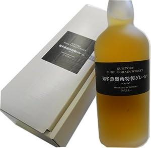 サントリー サングレイン知多蒸留所特製グレーン 43度 700ml CHITA Grain Whisky