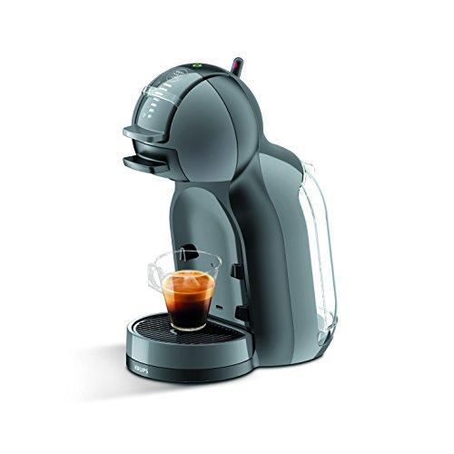 NESCAFÉ DOLCE GUSTO Mini Me Antracite KP1208 Krups, Macchina per caffè espresso e altre bevande, Automatica