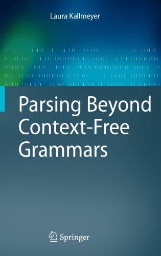 Parsing Beyond Context-Free Grammars (Cognitive Technologies)