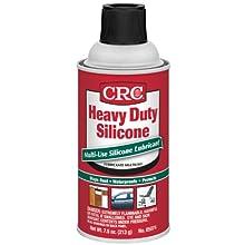CRC 05074 Heavy Duty Silicone Multi-Use Lubricant - 7.5 Wt Oz.