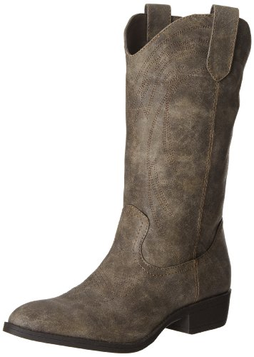 Madden Girl Women's Frenchhh Boot