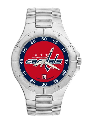 Washington Capitals Mens Pro Ii Sterling Silver