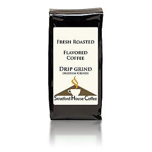 Rainforest Crunch Flavored Ground Coffee 1 lb. Bag