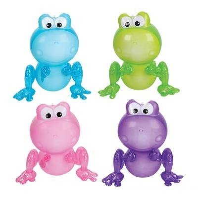 "24"" Inflatable Frog (Assorted Colors) - 1"