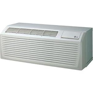 LG LP123HD3B PTAC Unit, 208/230V w/Heat Pump - 12,000 BTU from LG