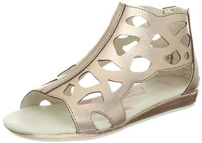 Umi Roxanna Gold Casual Sandal 334242-689 9 UK Toddler, 27 EU