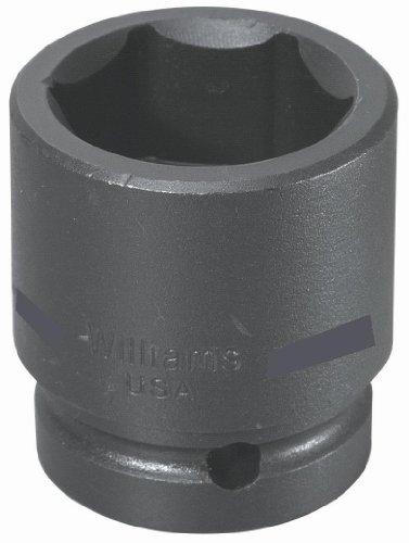 Jh Williams 39690 Shallow Impact Socket, 2-13/16-Inch