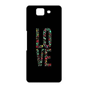 RG Back Cover For Micromax Canvas Knight A350