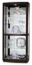 Big Sale Howard Miller 680-395 Bradington Curio Cabinet